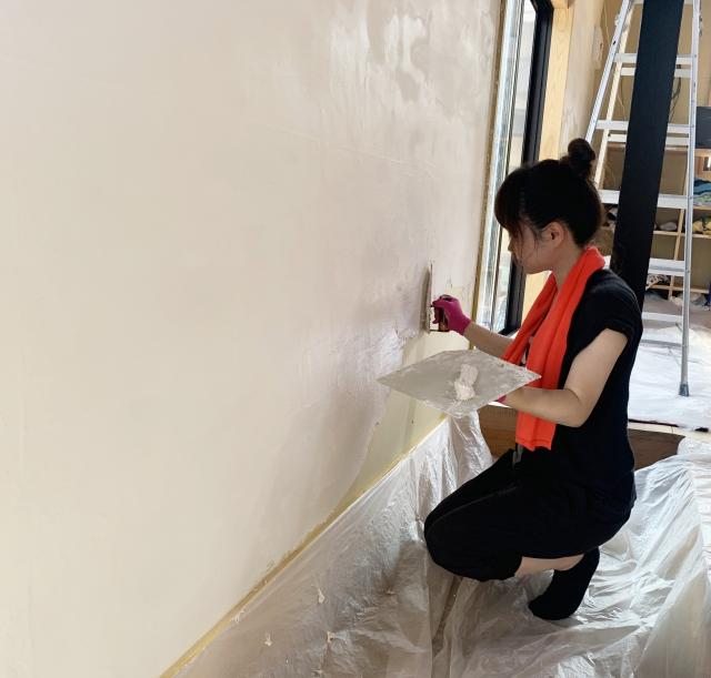 女職人の仕事の丁寧さは今後の建設業界で確実に必要!